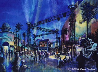 Disney's California Adventure Concept